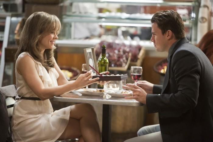 Rachel McAdams;Channing Tatum
