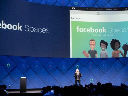 Facebook объединила виртуальную реальность и социальную сеть!