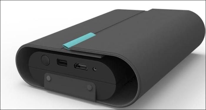 SPUD    портативный монитор от компании Arovia